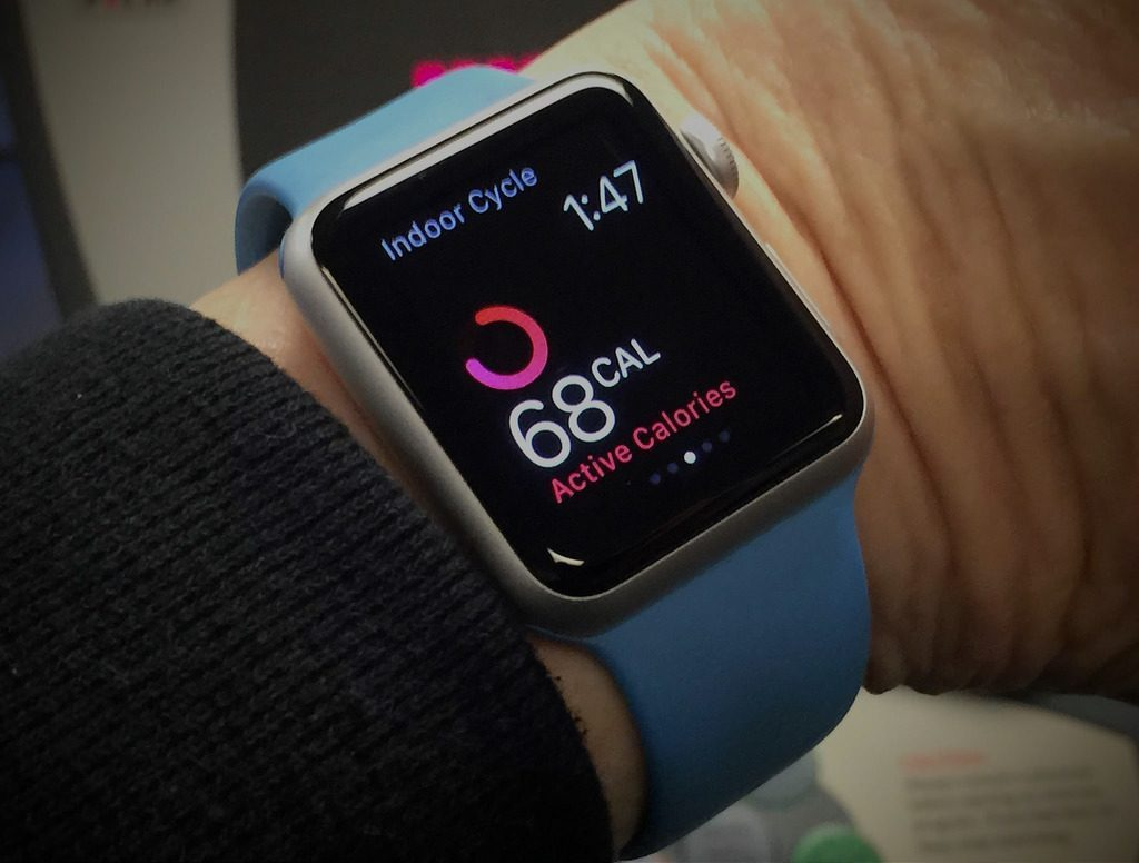 An-iwatch-or-gps-devide-to-help-monitor-running-metrics-such-as-cadence