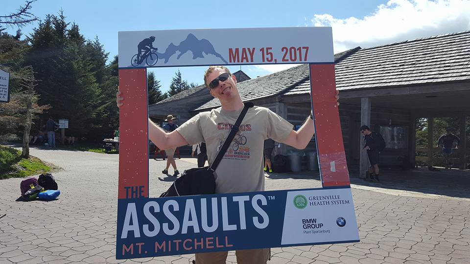 Jeremy-Assault-on-Mount-Mitchell-post-ACL