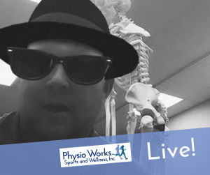 PhysioWorks live video of physical therapy for huntsville and madison alabama