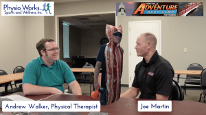 interview with a fitness professional in Huntsville and Madison with Joe Martin of Huntsville Adventure Boot Camp