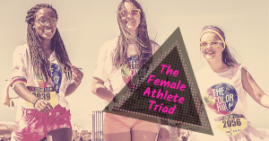 The female athlete triad a diagnosis that we need to look for in our female athletes